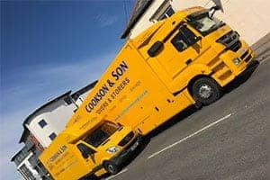 Domestic Removals Blackpool, Lytham and Preston