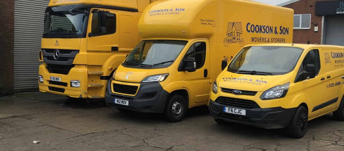 Cookson & Son Movers